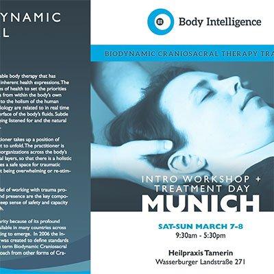 Body Intelligence Graphic Design